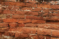 Vintage brick wall Stock Photos
