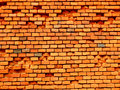 Vintage brick wall Royalty Free Stock Photo