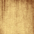 Vintage brown background flax Royalty Free Stock Photo