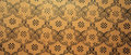 Vintage brown damask seamless pattern background Royalty Free Stock Photo