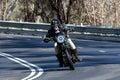 Vintage BSA Motorcycle