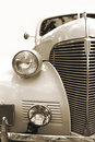Royalty Free Stock Image Vintage car