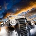 Starodávny auto
