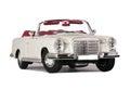 Vintage car cabriolet Royalty Free Stock Photo