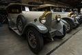 Vintage car of the german manufacturer nag d phaeton berlin may th berlin brandenburg oldtimer day Royalty Free Stock Images