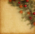 Vintage christmas background paper texture Stock Images