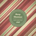 Vintage christmas card background Royalty Free Stock Photos