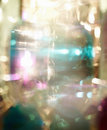 Vintage crystal background texture defocused Stock Photo