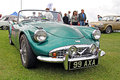 Vintage daimler sp250 dart car Stock Images
