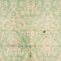 Vintage Damask Scrapbook background pattern Stock Images