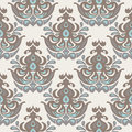 Vintage damask seamless pattern