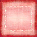 Vintage Decorative Fabric Grunge Royalty Free Stock Photography