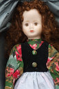 Vintage doll Royalty Free Stock Photo