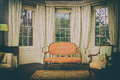 Vintage drawing room Royalty Free Stock Photo