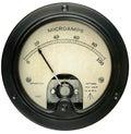 Vintage Meter