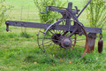 Vintage Farm Equipment Stock Photos