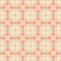 Vintage floral repeat pattern