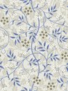 Vintage floral seamless pattern on light background. Vector illustration. Royalty Free Stock Photo