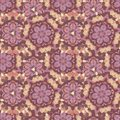 Vintage floral textute in oriental style
