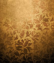 Vintage floral wallpaper Stock Photos