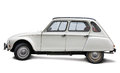 Vintage French Car Royalty Free Stock Photo