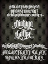 Vintage Gothic Font