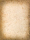 Vintage grungy background of old yellow paper image Stock Photo