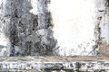 Vintage or grungy dirty white cement wall background, texture Royalty Free Stock Photo