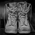Vintage Hiking boots
