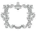 Vintage Imperial Baroque Rococo frame