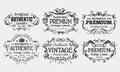Royalty Free Stock Images Vintage Labels