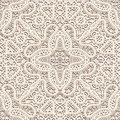 Vintage lace pattern old background seamless Stock Images