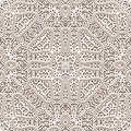 Vintage lace pattern old texture seamless Stock Photography