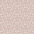 Vintage lace texture abstract seamless pattern beige background Royalty Free Stock Image