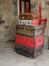 Vintage Luggage Royalty Free Stock Photo