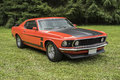 Mustang Royalty Free Stock Photo