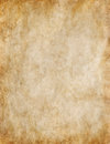 Vintage old paper grunge texture background with stains wrinkles and scratches Stock Image