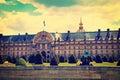 Vintage Paris Royalty Free Stock Photo