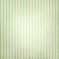 Vintage pastel green and beige striped background