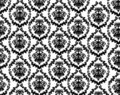 Vintage pattern Royalty Free Stock Image