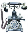 Vintage phone Royalty Free Stock Photos