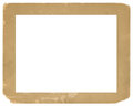 Vintage Photo Frame Old Grungy Texture Background Royalty Free Stock Photo