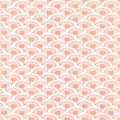 Vintage Pink Fan Background repeat wallpaper Stock Photo