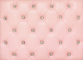 Vintage pink leather background Stock Image