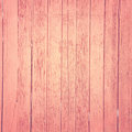 Vintage Pink Wood Background