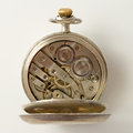 Vintage pocket watch. Stock Photo