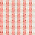 Vintage red lines seamless pattern eps Royalty Free Stock Images