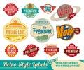 Starodávný etikety a tagy