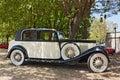 Vintage Rolls-Royce Royalty Free Stock Image