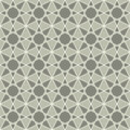 Vintage seamless mosaic pattern Royalty Free Stock Images